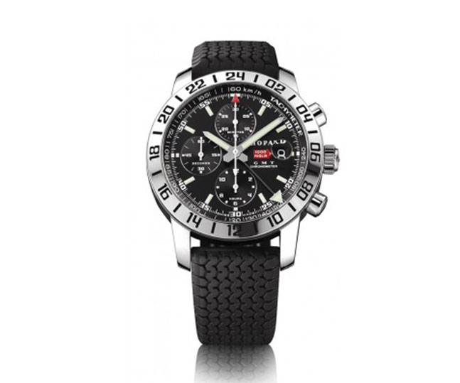 46bfbad155f Chopard Mille Miglia GMT replica is the first choice for men s movement.