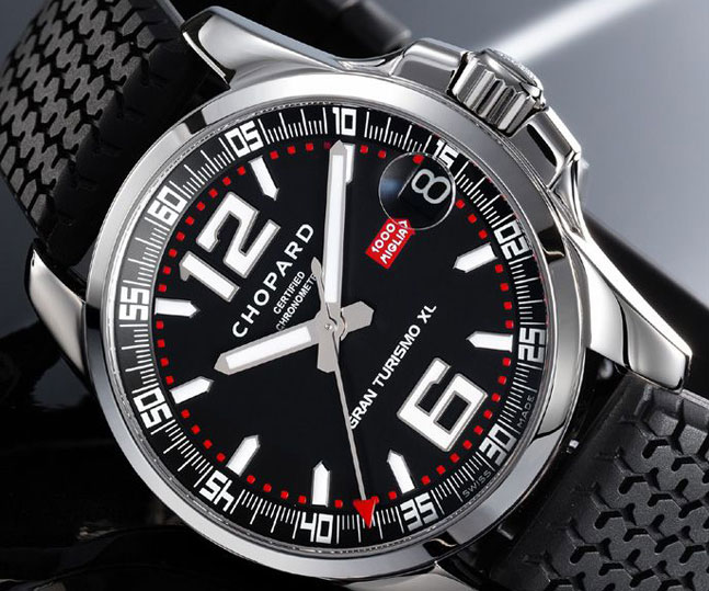 90bea1d7ad5 Chopard Mille Miglia GT XL Replica is a high quality fake watch made ...