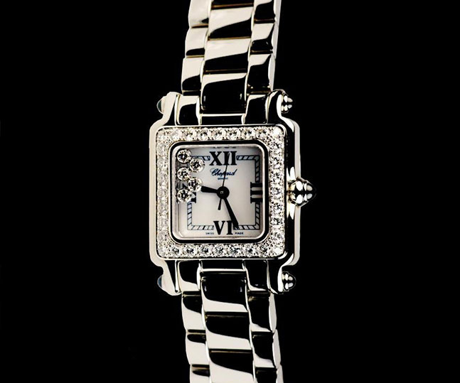Chopard Happy Sport Square Replica Watch