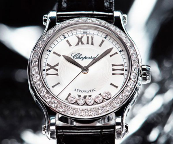 Chopard Happy Diamonds Replica Watch